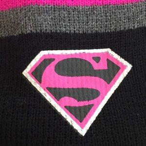 Supergirl dc comic girls hat